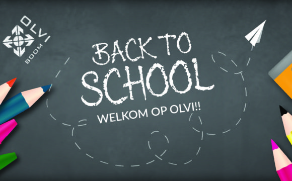 Info eerste schooldag